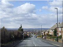 NZ3549 : Gillas Lane East, Houghton-le-Spring by Malc McDonald