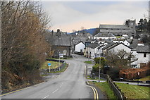 SD3598 : The northern side of Hawkshead by Bill Boaden