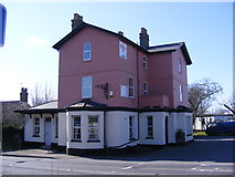 TM4069 : Halfway Cafe the former Stradbroke Arms Public House by Adrian Cable