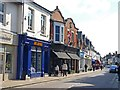 SU1405 : High Street, Ringwood by Mike Smith