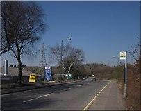 SX9066 : Barton Hill Way by Derek Harper