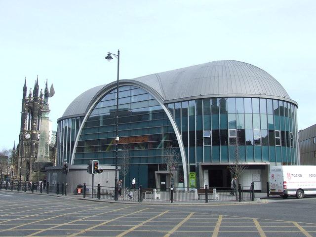 The Haymarket Hub, Newcastle-upon-Tyne