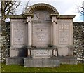 NS3082 : Memorial to Andrew Bonar Law by Lairich Rig