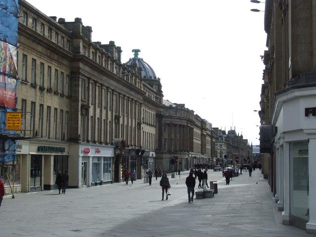 Grey Street, Newcastle-upon-Tyne
