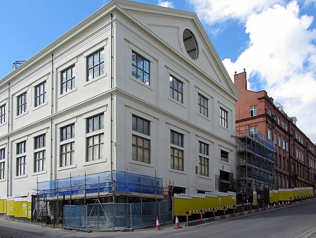 Forth Banks House & Kings House (undergoing renovation)
