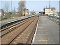 TF2422 : Spalding railway station, Lincolnshire by Nigel Thompson