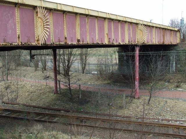 Queen Street railway bridge