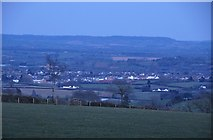SS9907 : Mid Devon : Countryside Scenery by Lewis Clarke