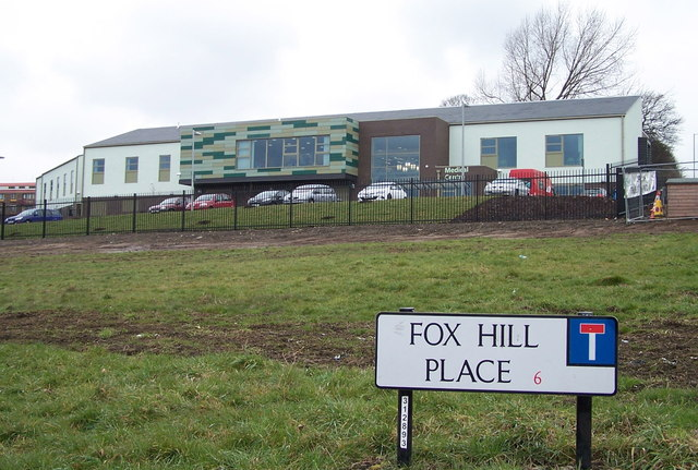 Foxhill Medical Centre (March 2013), Fox Hill Place, Fox Hill, Sheffield - 1