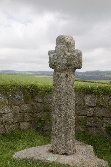 Ancient cross, Tredinnick
