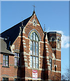 SO9198 : St. Mary and St. John's School (former), Snow Hill, Wolverhampton by Roger  Kidd