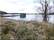 H5776 : Anglers shed, Loughmacrory by Kenneth  Allen