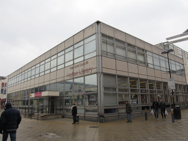 Harlow Library
