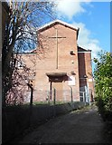 SE5613 : Church of the Blessed English Martyrs, Askern by Bill Henderson