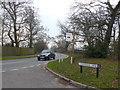 SU0704 : Newmans Lane Junction by Nigel Mykura