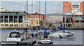 J3474 : Belfast Harbour marina (2013-1) by Albert Bridge