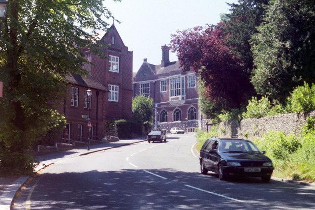 Harrow School buildings