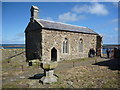 NU2135 : Coastal Northumberland : The Chapel On Inner Farne by Richard West