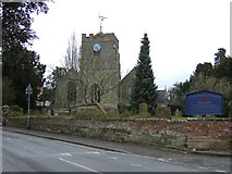 SP2760 : St Peter's Church, Barford by JThomas