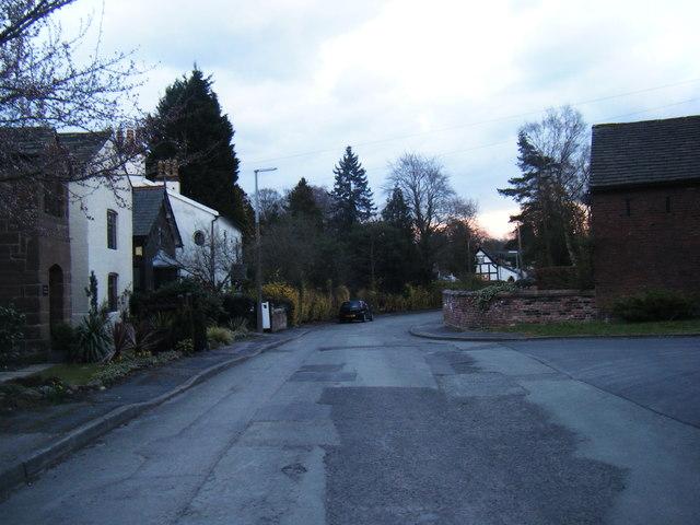 Ferry Lane at Village Close