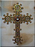 ST5071 : Cross, Chapel, Tyntesfield, Wraxall (1) by Brian Robert Marshall