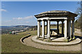 TQ2552 : Inglis Memorial and Colley Hill by Ian Capper