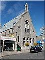 NJ9306 : Former St-George's-in-the-West Church, John Street, Aberdeen by Bill Harrison