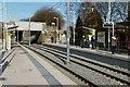 SD9212 : Milnrow Metrolink Stop by Bryan Tenny