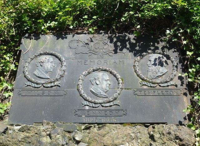 Singers' Memorial, Calton Hill