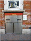 SY6778 : Weymouth: postbox № DT4 2000, St. Thomas Street by Chris Downer