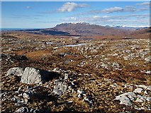 NC1920 : Moorland and rocks by wrobison