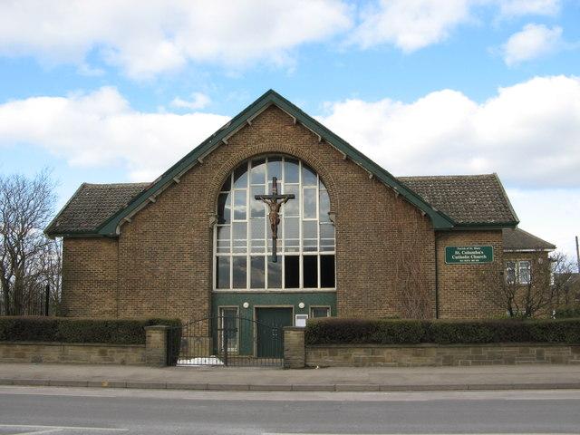 Image result for st columba's church bradford image