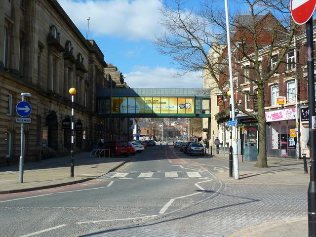 Northgate, Blackburn