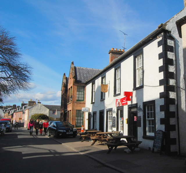 The Cromarty Arms, Church Street, Cromarty