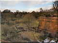 SJ5088 : Looking Down into Pex Hill Quarry by David Dixon