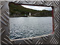 NG7921 : Kylerhea: approaching the mainland by Chris Downer