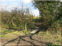 TQ1328 : West Sussex Literary Trail - Itchingfield - Barns Green (2) by The Saunterer