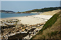 SV8913 : Appletree Bay, Tresco by Peter Trimming
