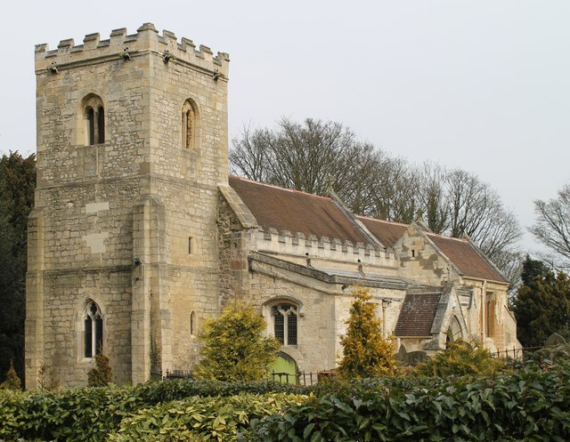 St.Michael and All Angels Church, Brodsworth Hall