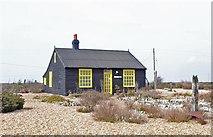 TR0917 : Prospect Cottage, Dungeness by Julian P Guffogg
