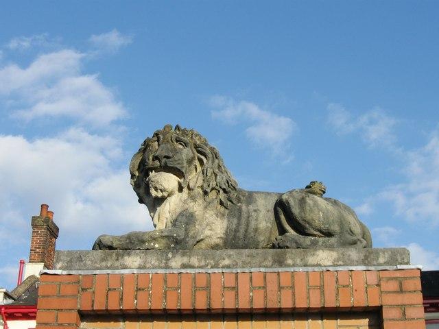 Bitterne Lion, Bitterne