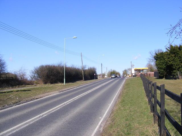 A12 Main Road, Darsham