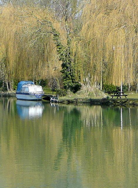 Boat near Sandford