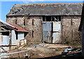 SO5224 : Upper Barn, Tretire by Bob Embleton