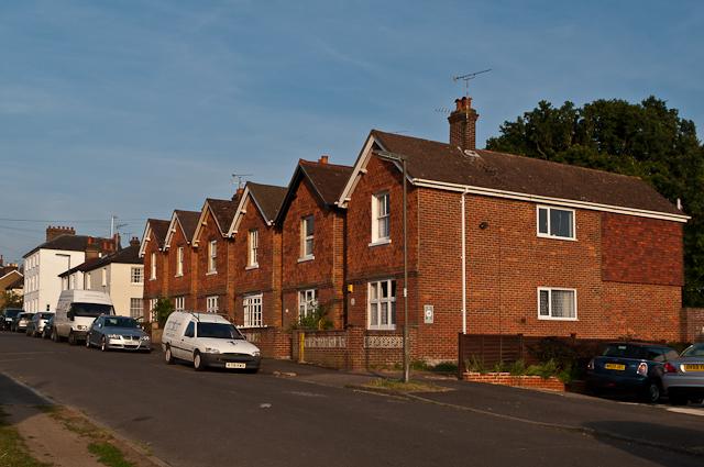 Hardwick Road by Ian Capper