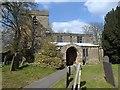 SK2650 : Holy Trinity church, Kirk Ireton by Andrew Hill