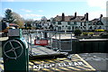 SP5301 : Sandford Lock by Graham Horn