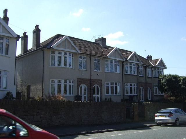 Houses on Blackberry Hill