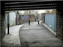 SO9199 : Lock Street, Wolverhampton by Chris Allen