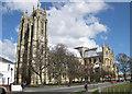 TA0339 : Beverley Minster by Pauline E